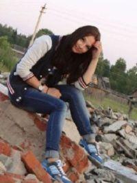 Красотка Арина из