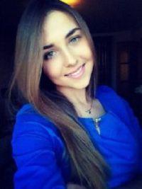 Красотка Оксана из Зарайска