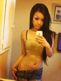 Красотка Инесса из Баргузина